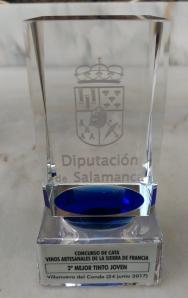 Premio Concurso de Cata 2017
